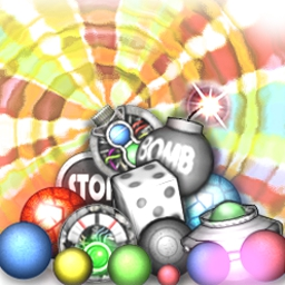 Circulate - Spin your way through 5 level themes and sound effects. - logo