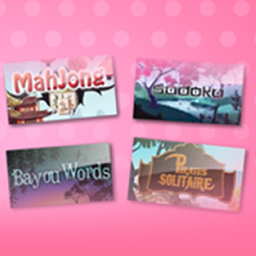 Classic Fun Collection 5 in 1 - The Classic Fun Collection is a pack of 5 games in 1 for you to enjoy! - logo