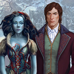 Cold Hearts 2 in 1 Bundle - Get Living Legends: Ice Rose and Living Legends: Frozen Beauty, two hidden object games, in the Cold Hearts 2 in 1 Bundle. - logo