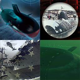 Complete Naval Combat Pack - 688(I) Hunter-Killer, Sub Command, Dangerous Waters, and Fleet Command - logo