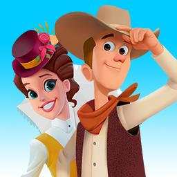 Country Tales - Help Ted take on the Wild West in the time management game Country Tales! - logo