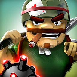 Crazy Sapper 3D - To stop the creation of a super bomb, you must help Max, a Crazy Sapper, solve 3D puzzles in this arcade game! - logo