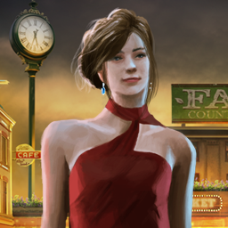 Crime Stories: Days of Vengeance - Solve the Crimes committed in your city with this exciting Match 3 game! - logo