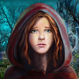 Cruel Games: Red Riding Hood - The wolf has returned and Red Riding Hood is in danger - but this is no fairytale. Play Cruel Games: Red Riding Hood today! - logo
