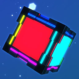 Cubikolor - Immerse yourself in the world of Cubikolor! - logo