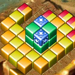 Cubis Gold 2 - The addictive puzzler returns with 300 dazzling, hand-crafted levels. - logo