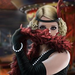 Danse Macabre Deadly Deception - Who is the real Marion Ashworth? Play the hidden object game Danse Macabre Deadly Deception! - logo