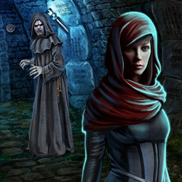 Dark Angels: Masquerade of Shadows - Battle evil as old as time itself in this thrilling hidden object adventure, Dark Angels: Masquerade of Shadows! - logo