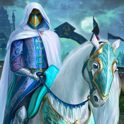Dark Strokes: The Legend of the Snow Kingdom (Standard Edition) - Dark Strokes 2 will captivate you with a world abounding in beauty and detail, puzzles and mini-games unlike any you have solved. - logo