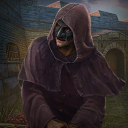 Dark Tales: Edgar Allan Poe's The Gold Bug - Go on a hunt for Captain Kidd's legendary treasure in the hidden object game Dark Tales: Edgar Allan Poe's The Gold Bug! - logo