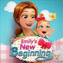 Delicious: Emily's New Beginning - logo