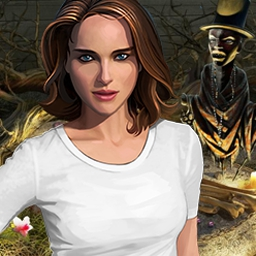 Department 42: The Mystery of the Nine - Join Department 42, a secret organization, and use your hidden object seeking skills to protect the planet! - logo