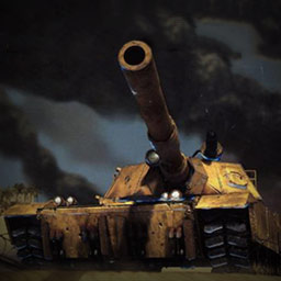 Desert Thunder - Get in your top-secret, experimental Abrams M1A6 Advanced tank and complete your mission in the action game Desert Thunder. - logo
