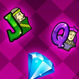Diamond Royale - Play Diamond Royale Slots, a free slots game from GSN! - logo