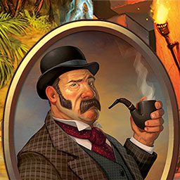 Doctor Watson Complete Bundle - Find answers to some of Doctor Watson's most mysterious cases. Experience both 'Treasure Island' and 'The Riddle of the Catacombs' for one low price, - logo