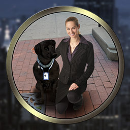 Dog Unit New York: Detective Max - Join the NYPD canine unit in the hidden object game Dog Unit New York: Detective Max! - logo