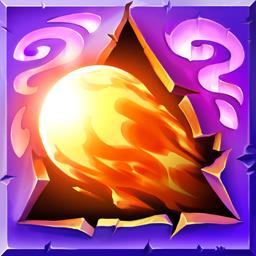 Doodle God Fantasy World Of Magic - Mix and match different elements in the puzzle game Doodle God Fantasy World Of Magic! - logo