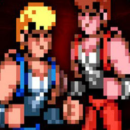 Double Dragon Trilogy - The Double Dragon Trilogy is the ultimate collection of this classic arcade series. - logo