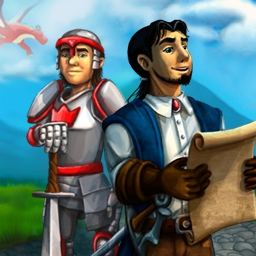 Dragon Crossroads - Times of great peril give rise to even greater heroes - or so the story goes in Dragon Crossroads! Play today! - logo