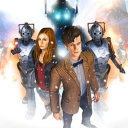 Dr. Who Episode 2: Blood of the Cybermen - logo