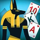 Egypt Solitaire: Match 2 Cards - logo