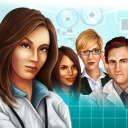 Elizabeth Find MD Diagnosis Mystery: Season 2 - Unravel medical mysteries in Elizabeth Find MD, Diagnosis Mystery: Season 2, a dramatic hidden object adventure! - logo