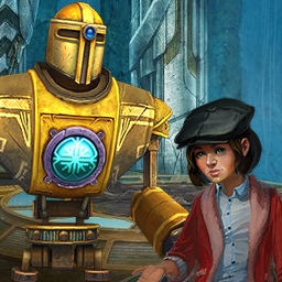 Esoterica: Hollow Earth - Hunt for the lost continent of Agartha in the hidden object adventure Esoterica: Hollow Earth. Whom can you trust? - logo