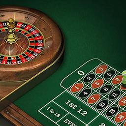 European Roulette - Place your bets, cross your fingers and watch the wheel spin in GSN's European Roulette! - logo