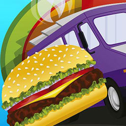 Fabulous Food Truck - Fabulous Food Truck is an exciting time-management arcade game - logo