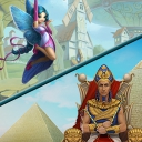 Fairies and Pharaohs Bundle - logo