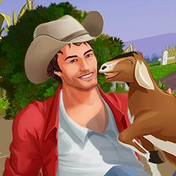 Farmerama - Farmerama is a rewarding farming simulation game that you play online! - logo
