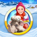 Farm Frenzy 3 - Ice Age - logo