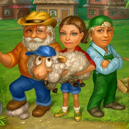 Farm Mania 2 - Enjoy more time management and fun-filled farming in Farm Mania 2! - logo