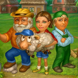 Farm Mania 2 Online - Enjoy more time management and fun-filled farming in this free online version of Farm Mania 2! - logo