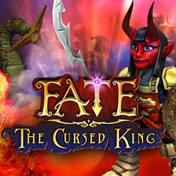 FATE: The Cursed King - FATE: The Cursed King starts a brand new chapter in the epic RPG series! - logo