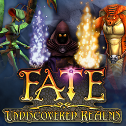 FATE: Undiscovered Realms - logo