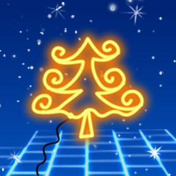 Fiber Twig: Midnight Puzzle - Fiber Twig: Midnight Puzzle will have you fitting glass tubes together to create beautiful lamps! - logo