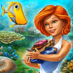 Fishdom H2O - Hidden Odyssey - Fishdom H20 is a dazzling hidden object spin-off of Fishdom™! - logo