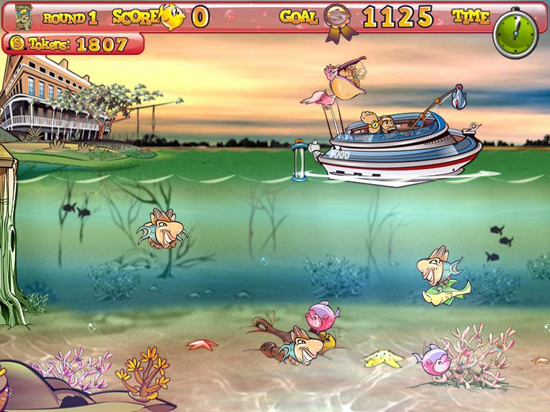 لعبة Fishing Craze  على الميديافير