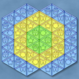Fitz - Fitz introduces a new style of Match 3! This free online puzzle game takes a maximum of 30 seconds to learn but offers at least 30 hours of play. - logo