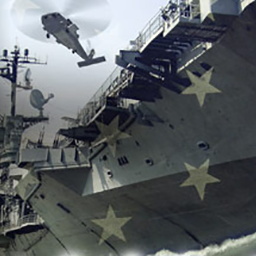 Fleet Command - International waterways become theaters of war when the world's most formidable maritime powers exchange their fatal blows. - logo