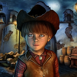Ghost Encounters: Deadwood - Grave robbers have unleashed a phantom curse and condemned an entire town. Can you save the day? Play Ghost Encounters: Deadwood today! - logo