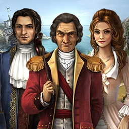 Golden Trails 2: The Lost Legacy Collector's Edition - Travel back to the 18th century and uncover the secrets of bygone days in Golden Trails 2: The Lost Legacy, a fantastic hidden object adventure game! - logo