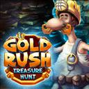 Gold Rush - Treasure Hunt - logo