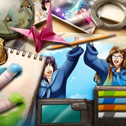 Grace's Quest: To Catch An Art Thief - Use clues to stop a gang of crooks in Grace's Quest: To Catch An Art Thief! - logo