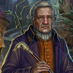 Haunted Legends: The Bronze Horseman - Can you find the mayor's son in Haunted Legends: The Bronze Horseman, a hidden object game? - logo