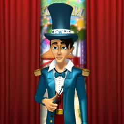The Hidden Object Show - Season 2 - Step right up and play the amazing second season of the Hidden Object Show! - logo