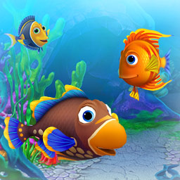 Hidden Odyssey 2 in 1 Pack - In the Hidden Odyssey 2 in 1 Pack, you'll get the fun, underwater hidden object games Aquascapes and Fishdom H2O: Hidden Odyssey. - logo
