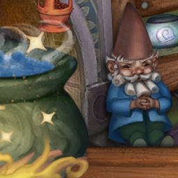 Hodgepodge Hollow: A Potions Primer - Travel to Hodgepodge Hollow to find ingredients and make new potions! - logo