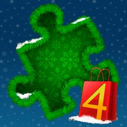 Holiday Jigsaw Christmas 4 -  - logo
